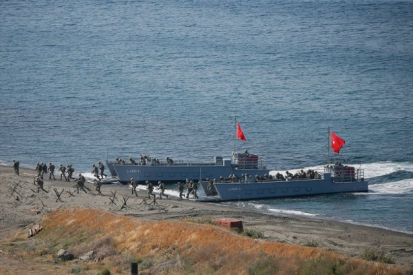 Turkey launches EFES 2018 military drills