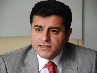 BDP'li Selahattin Demirtaş gündemi değerlendirdi
