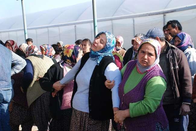 Mersin'de sobadan zehirlenen 3 kişi hayatını kaybetti