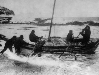 Antartika'daki 100 yıllık trajedinin fotoğrafları