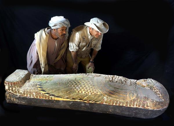 İspanyol arkeologlardan Mısır'da müthiş keşif