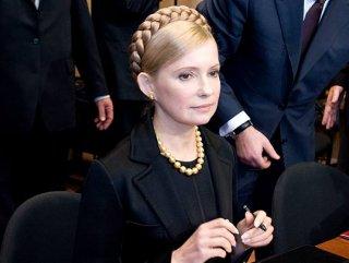 Ukrayna'da muhalefet lideri Timoşenko serbest bırakıldı