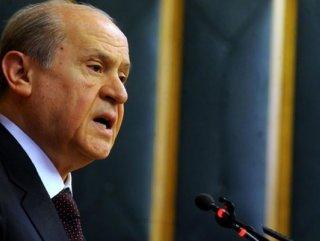 MHP Lideri Bahçeli hakkındaki fezlekeyi değerlendirdi
