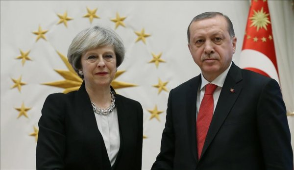 Erdogan: The operation is appropriate