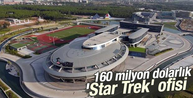 160 milyon dolarlık 'Star Trek' ofisi