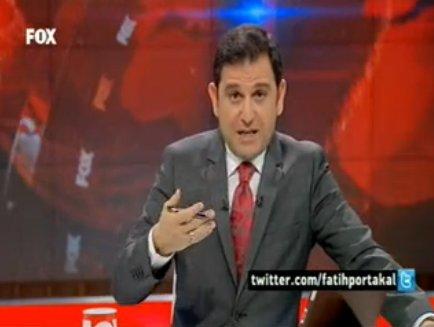 Fatih Portakal'dan enteresan yorum