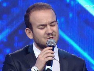 X Factor Türkiye'de Cumali Özkaya'nın performansı