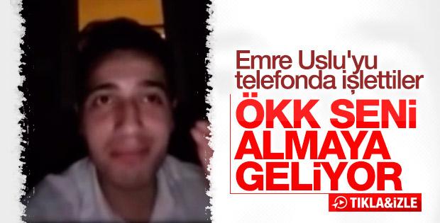 Amerika'da yaşayan Türk Emre Uslu'yu işletti