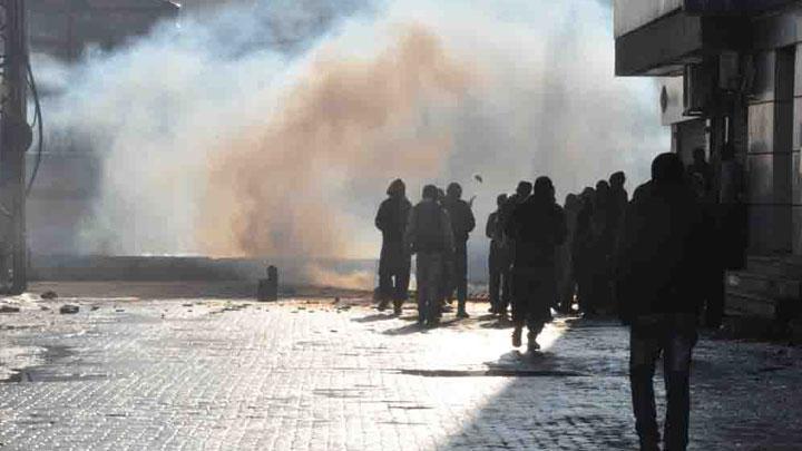 Hakkari'de 15 Şubat gerginliği