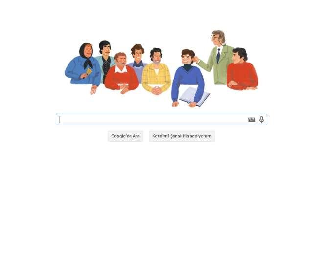 Google Hababam Sınıfı'nın yönetmenini unutmadı