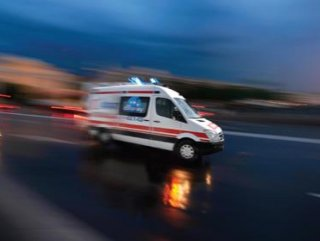 Kahramanmaraş'ta jandarma aracı kaza yaptı: 3 yaralı