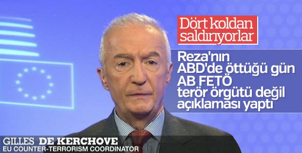 AB: FETÖ'yü terör örgütü olarak görmüyoruz