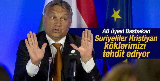 Macar Başbakan'ın Hristiyan değerleri kaygısı