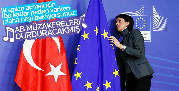 Avrupa Birliği, Türkiye ile ilişkilerini tartışacak