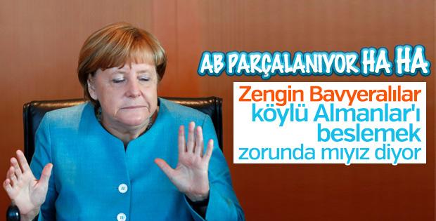 Almanya'da Bavyera Eyaleti bağımsızlığa hazırlanıyor