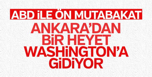 ABD ile Türkiye arasında ön mutabakat