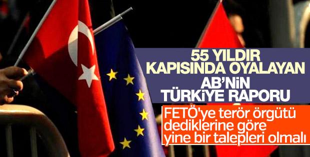 Avrupa Komisyonu'nun Türkiye raporu