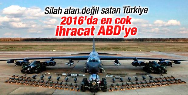 Türkiye savunma sanayi ihracatında 2016'ya hızlı başladı