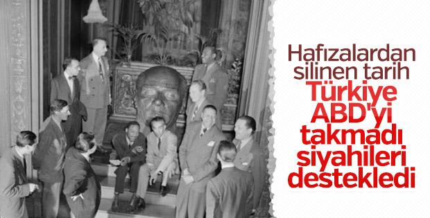 ABD tarihine yer edinen Türkiye'nin insan hakları tutumu