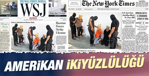 ABD basını İsrail ajanlarının idamını manşetten gördü
