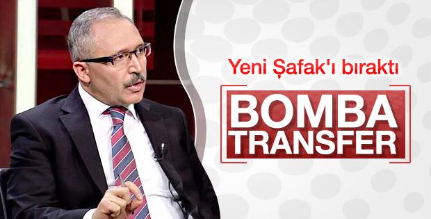 Abdülkadir Selvi Yeni Şafak'tan istifa etti