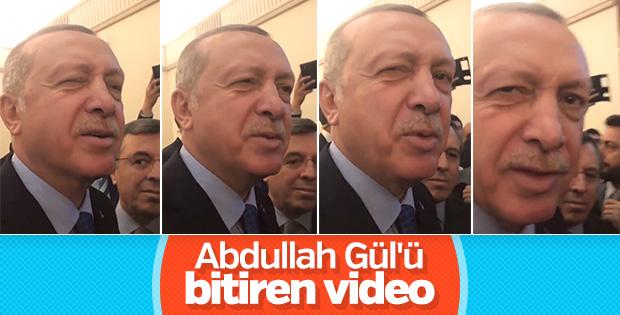 Erdoğan, Abdullah Gül'ün adaylığını önemsememişti