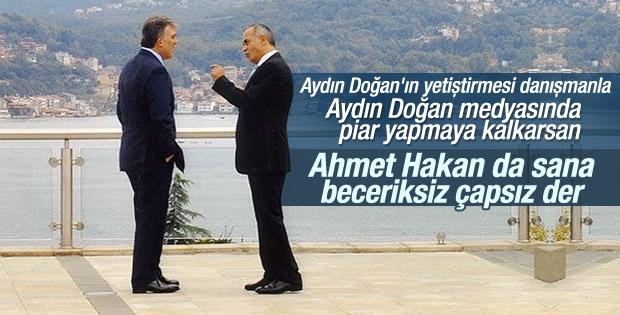 Ahmet Hakan Abdullah Gül'e beceriksiz dedi
