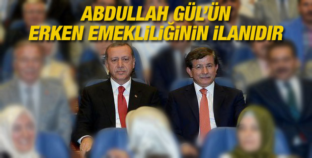 Davutoğlu'nun Başbakan olması Gül için ne anlama geliyor