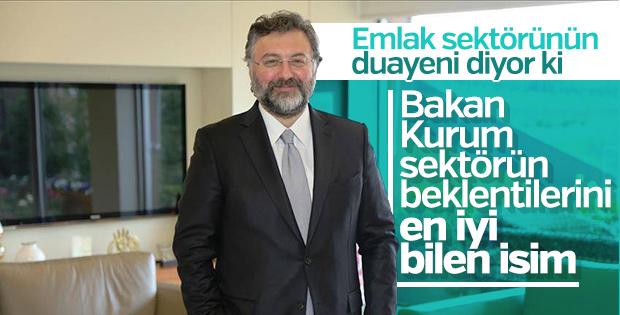 Altan Elmas'tan emlak sektörü için yol haritası önerisi