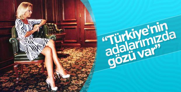 Yunan vekil Türkiye'yi AB'ye şikayet etti