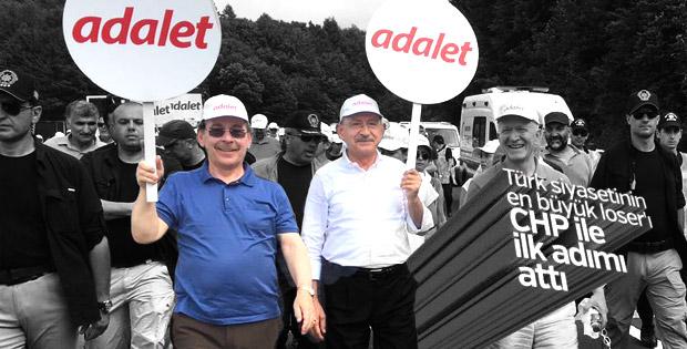 Abdüllatif Şener Kılıçdaroğlu'nun yanında