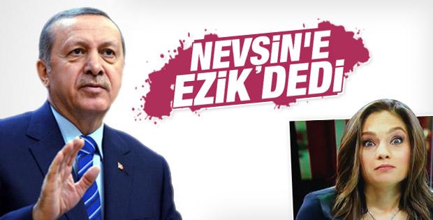 Cumhurbaşkanı Erdoğan otobüs şoförleriyle buluştu