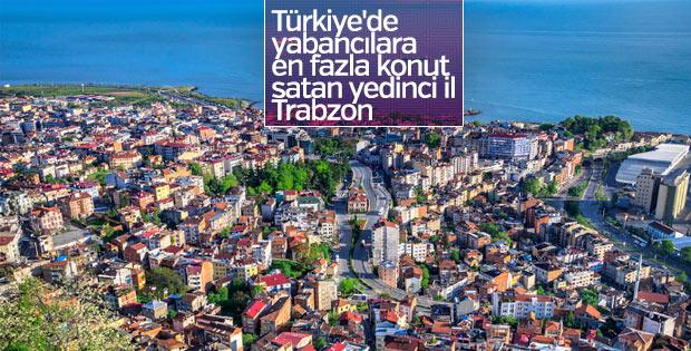 Doğu Karadeniz'de 2 bin 856 konut satıldı