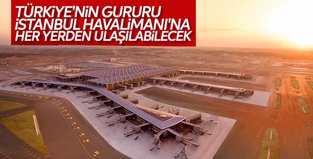 Bakan Turhan: İstanbul Havalimanı'na ulaşım kolay olacak