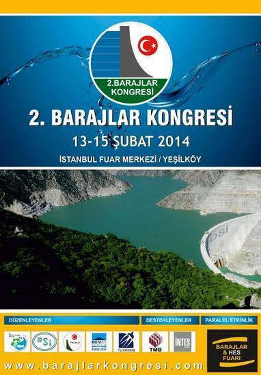 Türkiye'nin ilk Barajlar ve HES Fuarı yarın açılıyor