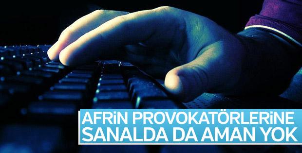 BTK'dan sosyal medyada Afrin provokasyonlarına geçit yok