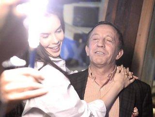 Ali Ağaoğlu doğum gününü kutladı
