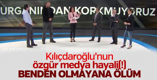 Kılıçdaroğlu'nun gazetecileri tehdidine tepki geldi