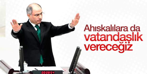 Ahıska Türklerine vatandaşlık verilecek