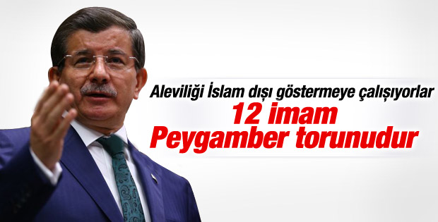 Başbakan Davutoğlu'nun grup toplantısı konuşması İZLE