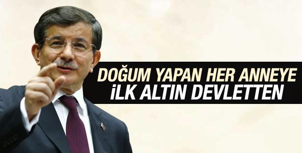 Başbakan Davutoğlu yeni paketi açıkladı