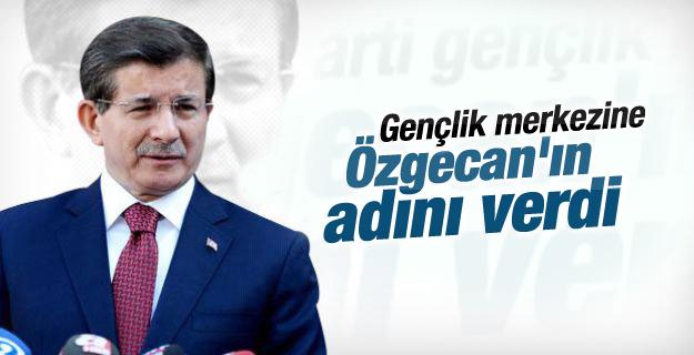 Antalya'da gençlik merkezinin adı Özgecan Aslan olacak