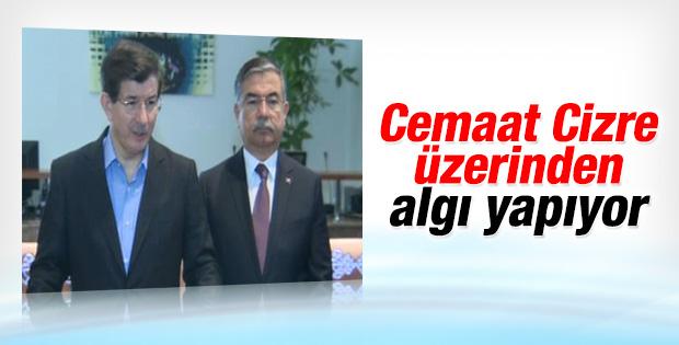 Başbakan Davutoğlu'ndan Cizre açıklaması İZLE