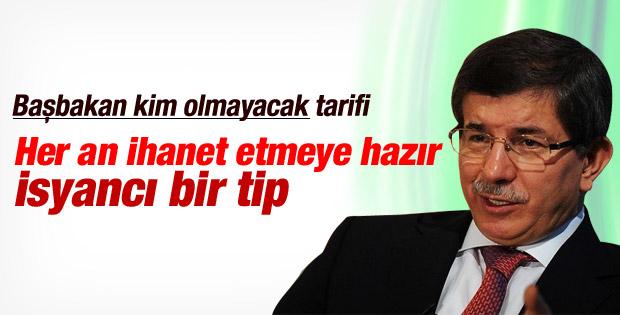 Davutoğlu: Yeni başbakan için iki prototip üretiliyor