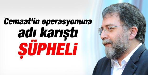 Ahmet Hakan 25 Aralık kapsamında ifade verdi