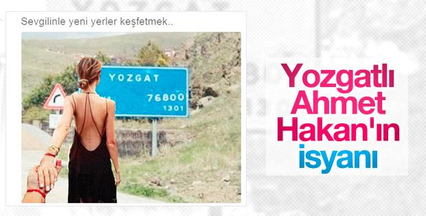 Ahmet Hakan Yozgat geyiklerine kızdı
