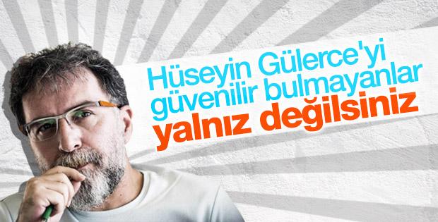 Ahmet Hakan'dan Hüseyin Gülerce'ye: İtirafçının kralısın