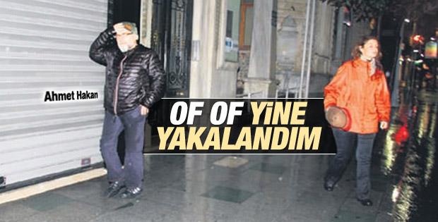Ahmet Hakan yine sobelendi