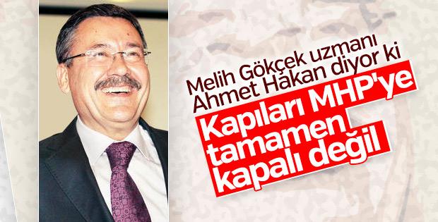 Ahmet Hakan'ın Melih Gökçek tahmini
