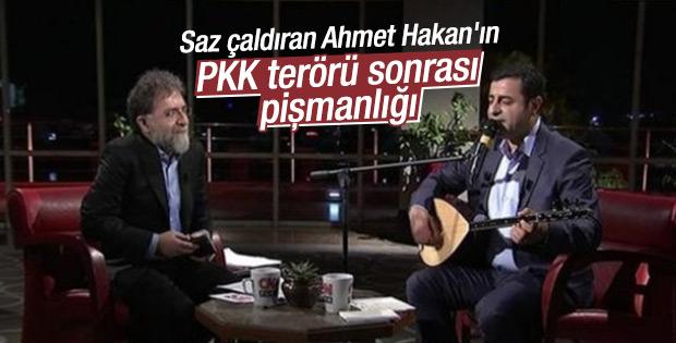 Ahmet Hakan: Selahattin Demirtaş'ın işi zor